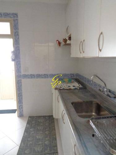 apartamento residencial à venda, pitangueiras, guarujá. - codigo: ap2418 - ap2418