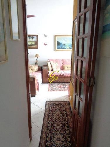 apartamento residencial à venda, pitangueiras, guarujá. - codigo: ap2485 - ap2485