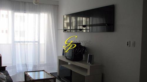 apartamento residencial à venda, pitangueiras, guarujá. - codigo: ap2516 - ap2516