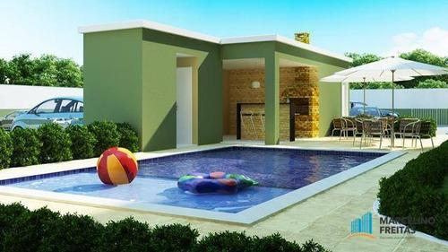 apartamento residencial à venda, planalto caucaia, caucaia. - codigo: ap2863 - ap2863