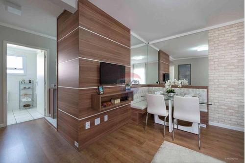 apartamento residencial à venda -  planalto do sol ii  santa bárbara d'oeste - ap0505