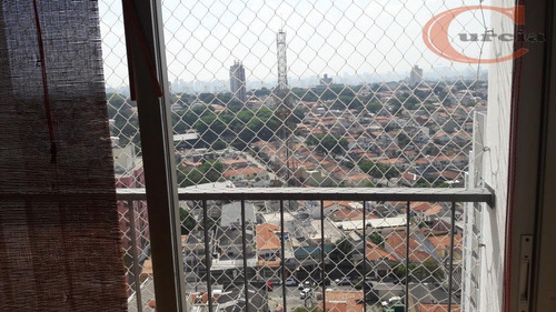 apartamento residencial à venda, planalto paulista, são paulo. - ap4849