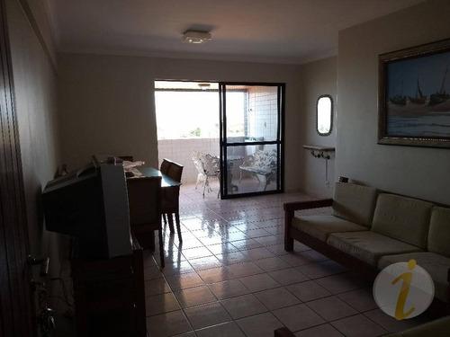 apartamento residencial à venda, poço, cabedelo - ap5968. - ap5968