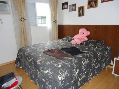 apartamento residencial à venda, pompéia, santos - ap0148. - ap0148