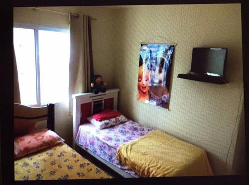 apartamento residencial à venda, pompéia, santos. - ap5270