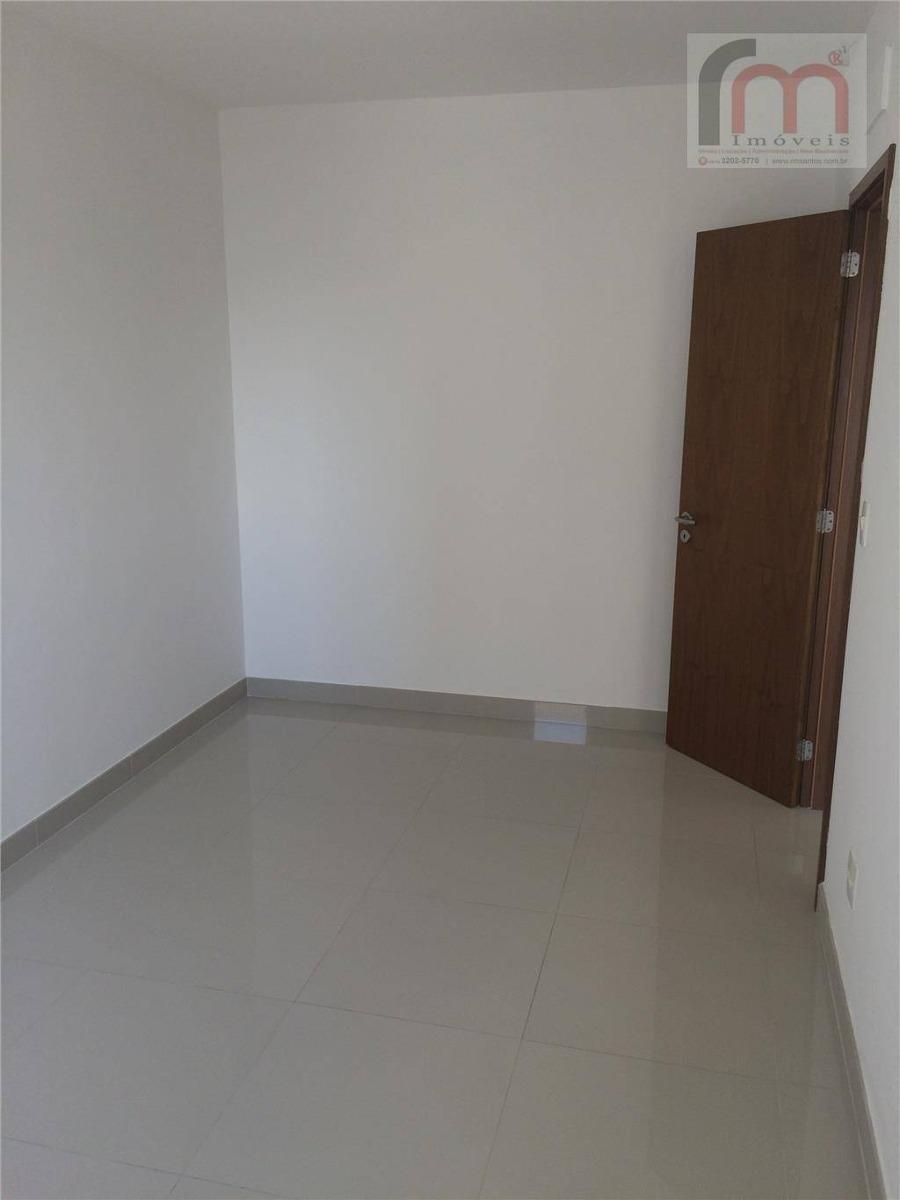 apartamento  residencial à venda, pompéia, santos. - codigo: ap1533 - ap1533
