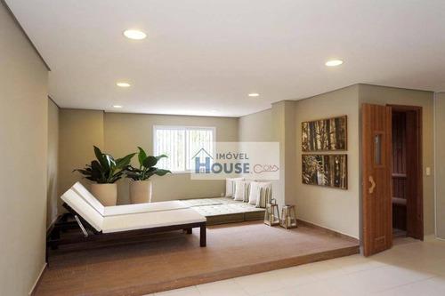 apartamento residencial à venda, pompéia, são paulo. - ap0135