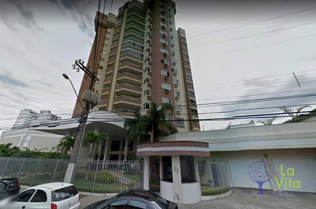 apartamento residencial à venda, ponta aguda, blumenau. - ap0113