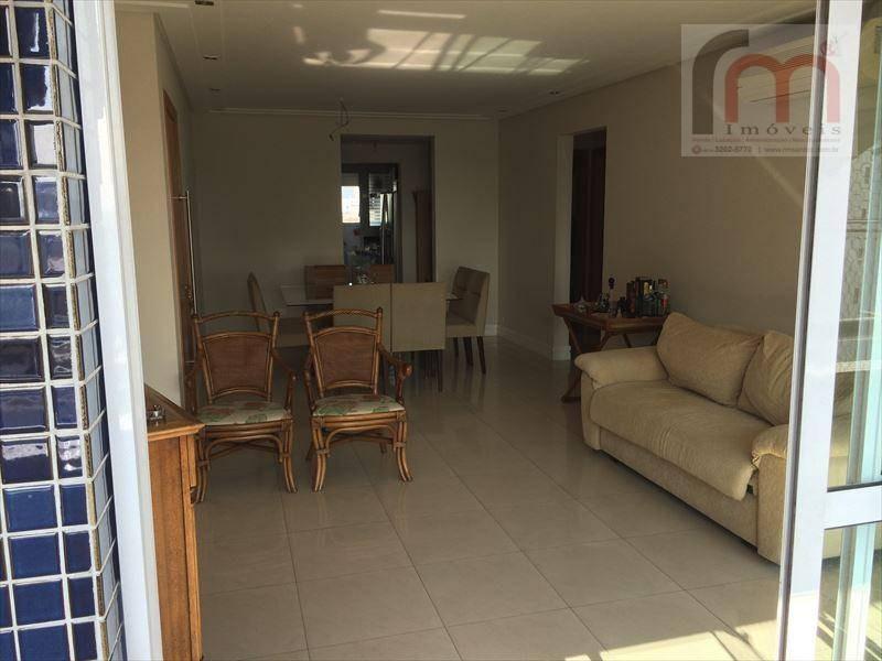apartamento residencial à venda, ponta da praia, santos - ap0098. - ap0098