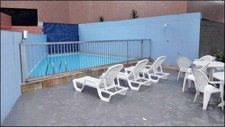 apartamento residencial à venda, ponta da praia, santos - ap0600. - ap0600