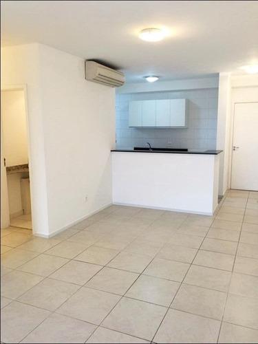 apartamento residencial à venda, ponta da praia, santos - ap0627. - ap0627