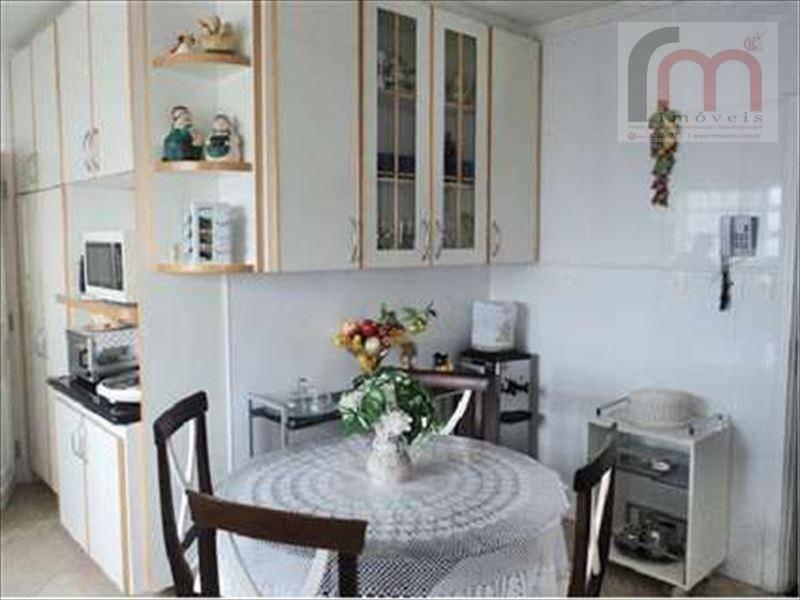 apartamento residencial à venda, ponta da praia, santos - ap1288. - ap1288