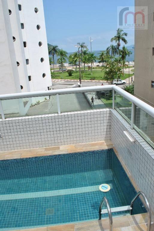 apartamento residencial à venda, ponta da praia, santos. - codigo: ap1885 - ap1885