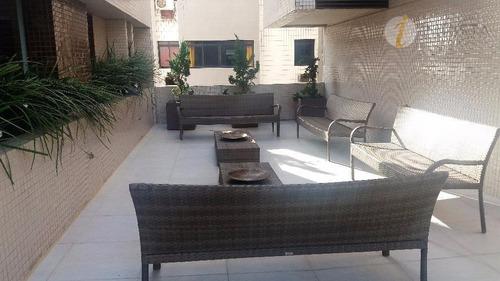 apartamento residencial à venda, ponta de campina, cabedelo - ap5354. - ap5354
