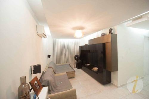 apartamento residencial à venda, ponta de campina, cabedelo. - ap6148