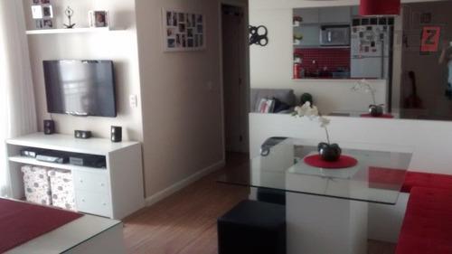 apartamento  residencial à venda, ponte grande, guarulhos. -