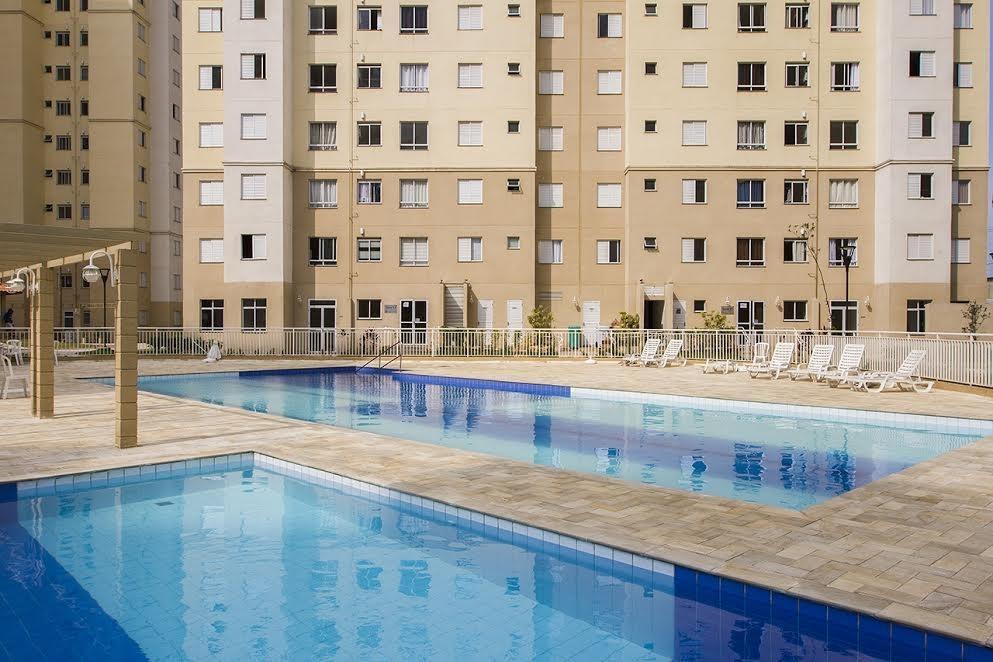 apartamento residencial à venda, ponte grande, guarulhos. - ap0854