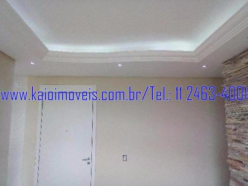 apartamento residencial à venda, ponte grande, guarulhos. - codigo: ap0691 - ap0691