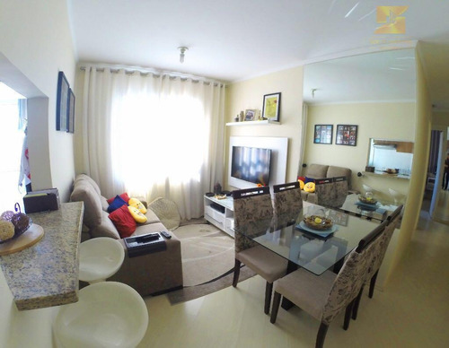 apartamento residencial à venda, ponte grande, guarulhos. - codigo: ap3329 - ap3329