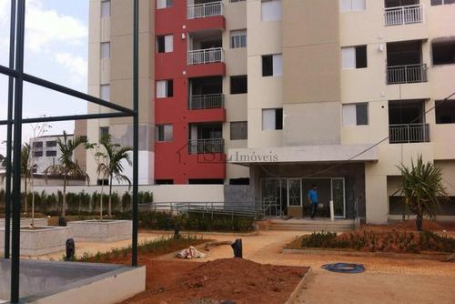 apartamento  residencial à venda, ponte preta, campinas. - ap0035