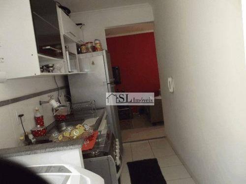 apartamento residencial à venda, ponte preta, campinas - ap0154. - ap0154