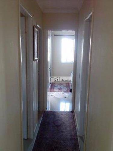 apartamento  residencial à venda, ponte preta, campinas. - ap0248