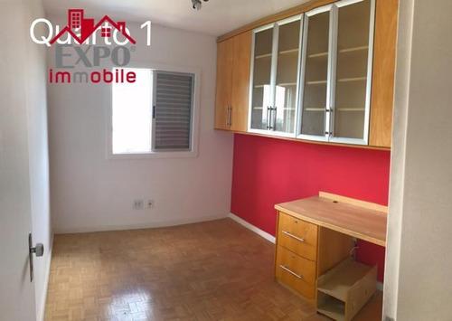 apartamento residencial à venda, ponte preta, campinas. - ap0392