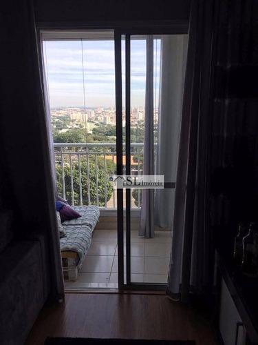 apartamento residencial à venda, ponte preta, campinas. - ap0533