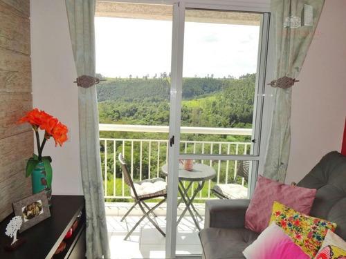 apartamento residencial à venda, portais (polvilho), cajamar. - ap0106