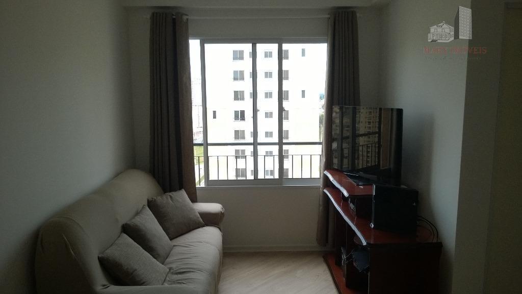 apartamento residencial à venda, portais (polvilho), cajamar. - ap0137