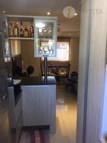 apartamento residencial à venda, portal do sol, joão pessoa. - ap4523