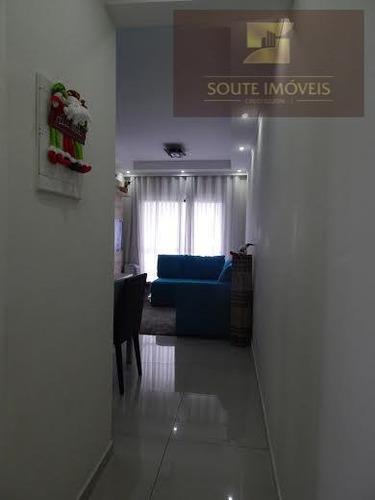 apartamento residencial à venda, portal dos gramados, guarulhos. - codigo: ap2396 - ap2396