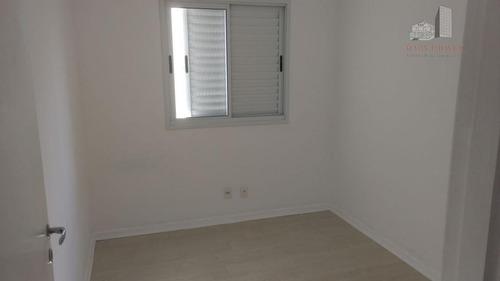 apartamento residencial à venda, portal dos ipês ii, cajamar. - ap0157
