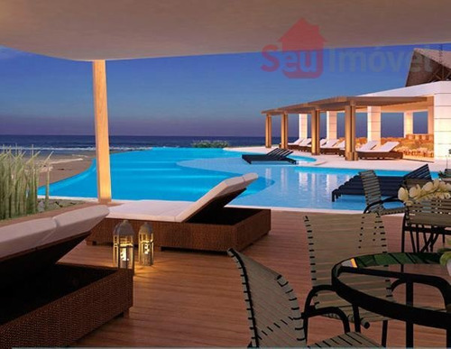 apartamento  residencial à venda, porto das dunas, aquiraz. - ap0030