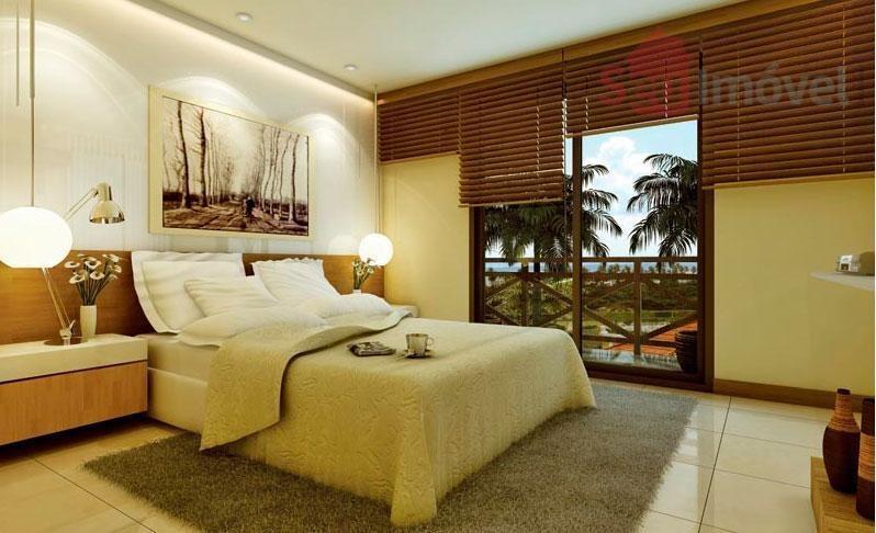 apartamento residencial à venda, porto das dunas, aquiraz - ap0905. - ap0905