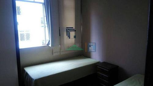 apartamento residencial à venda, prado, belo horizonte. - ap0002