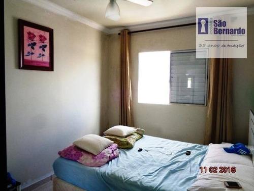 apartamento residencial à venda, praia azul, americana. - ap0471