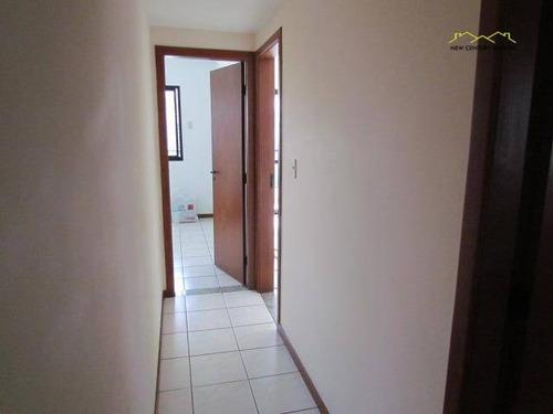 apartamento  residencial à venda, praia da costa, vila velha. - ap1451