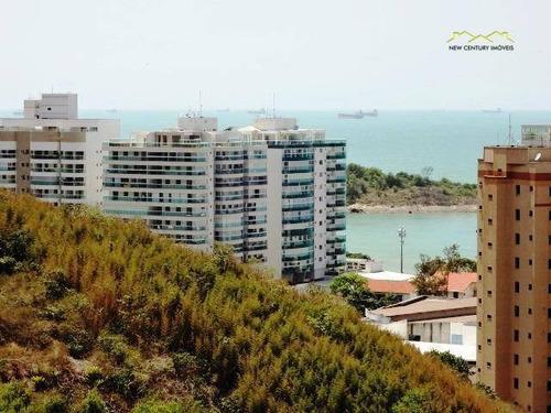 apartamento  residencial à venda, praia da costa, vila velha. - ap1998