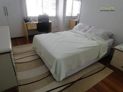 apartamento  residencial à venda, praia da costa, vila velha. - ap2170