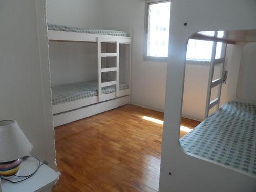 apartamento residencial à venda, praia das astúrias, guarujá. - ap1125