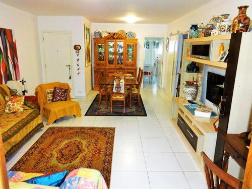 apartamento  residencial à venda, praia das pitangueiras, guarujá. - ap3219