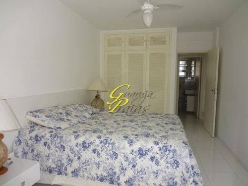 apartamento residencial à venda, praia das pitangueiras, guarujá. - codigo: ap0697 - ap0697