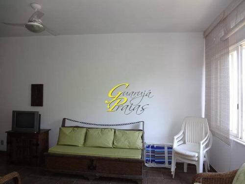 apartamento residencial à venda, praia das pitangueiras, guarujá. - codigo: ap0807 - ap0807