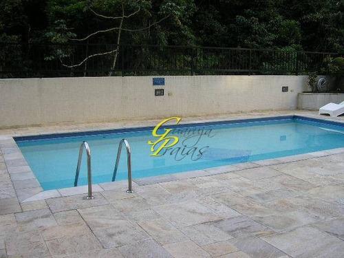 apartamento residencial à venda, praia das pitangueiras, guarujá. - codigo: ap0839 - ap0839