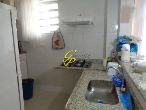 apartamento residencial à venda, praia das pitangueiras, guarujá. - codigo: ap2493 - ap2493