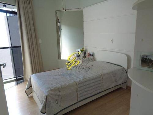 apartamento residencial à venda, praia das pitangueiras, guarujá. - codigo: ap2589 - ap2589