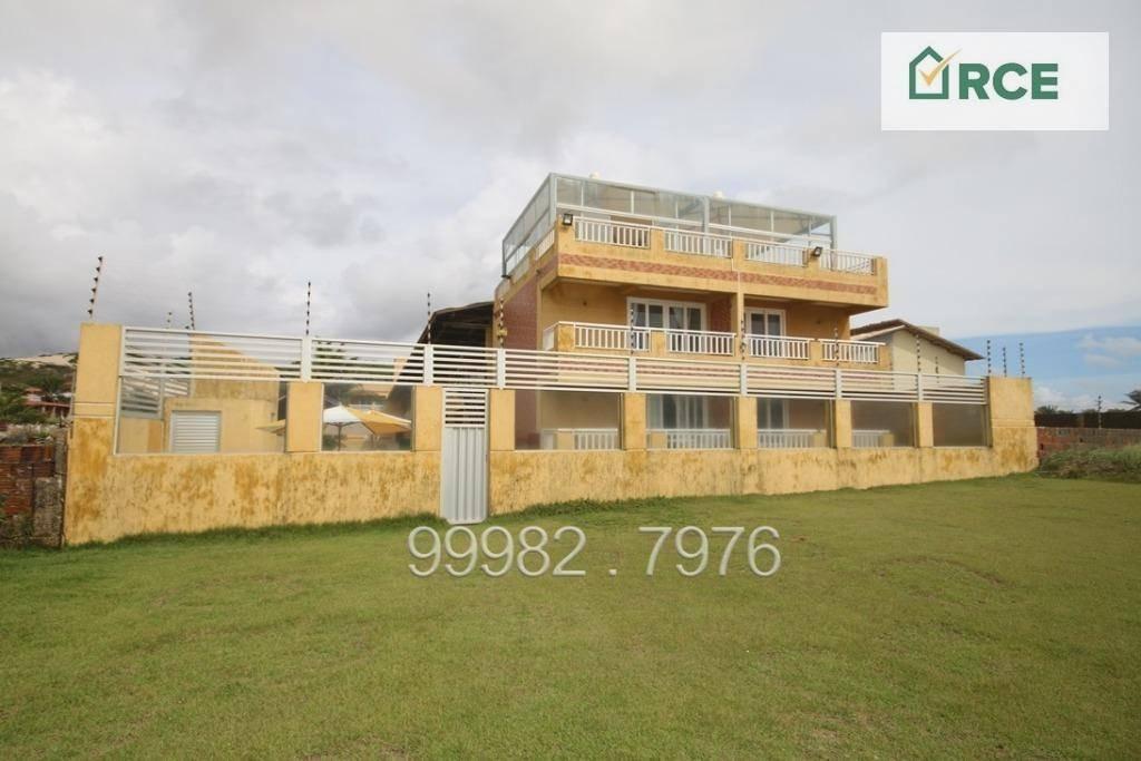 apartamento residencial à venda, praia de buzios, nísia floresta - ap0145. - ap0145