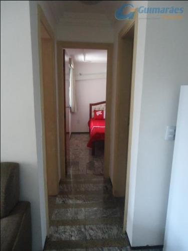 apartamento residencial à venda, praia de iracema, fortaleza. - ap3027