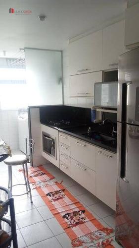 apartamento residencial à venda, praia de itaparica, vila velha. - ap0030